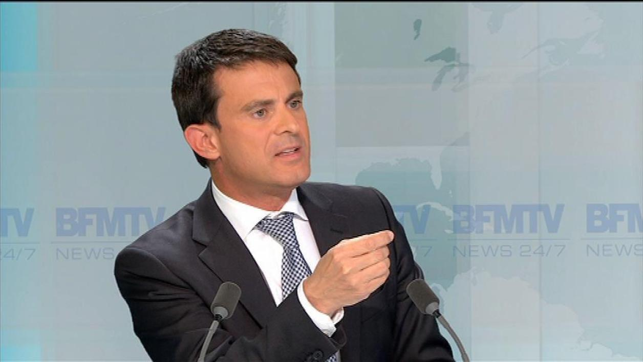 Violences à Marseille : Manuel Valls promet des mesures