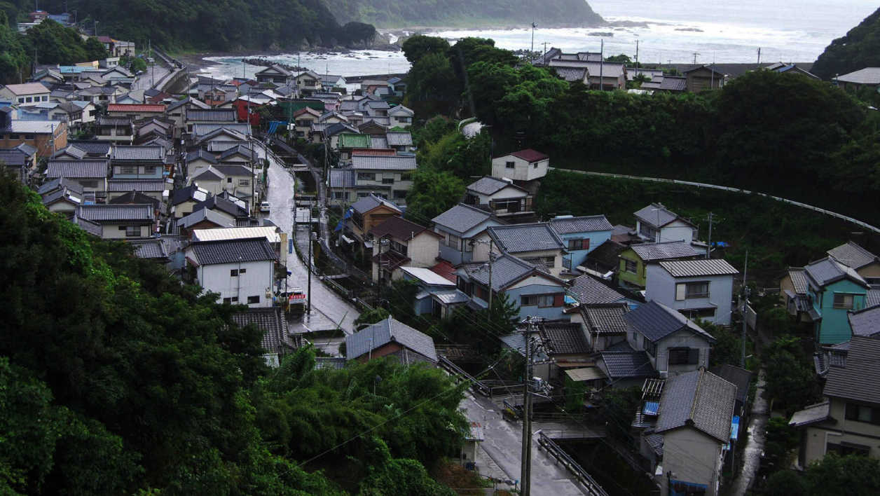 Le Japon imagine le scénario catastrophe d'un tsunami