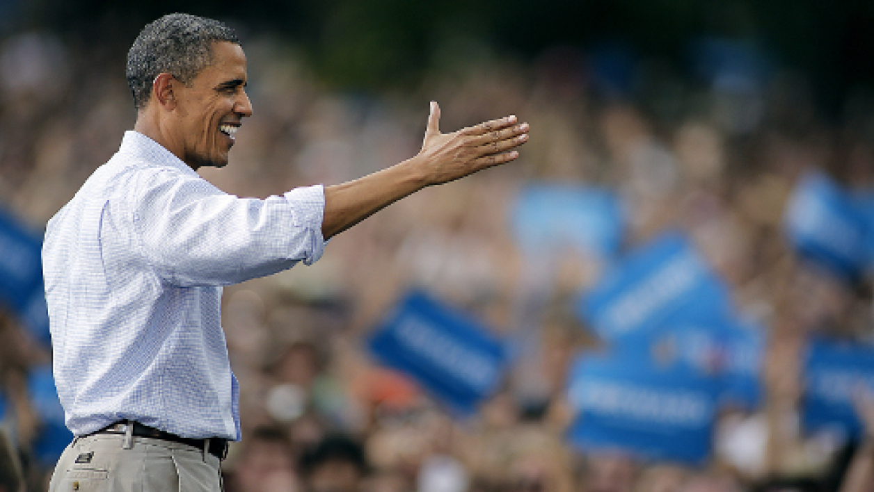 Obama va devoir donner 'sens' à sa candidature