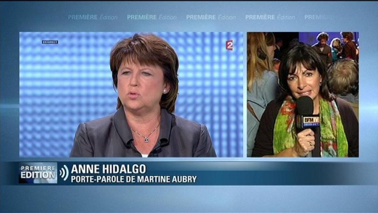 "Hidalgo : ""on respecte la position de Royal """