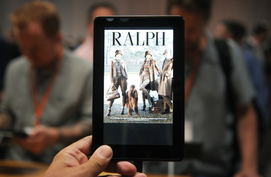Amazon commercialisera sa nouvelle tablette Kindle fin octobre