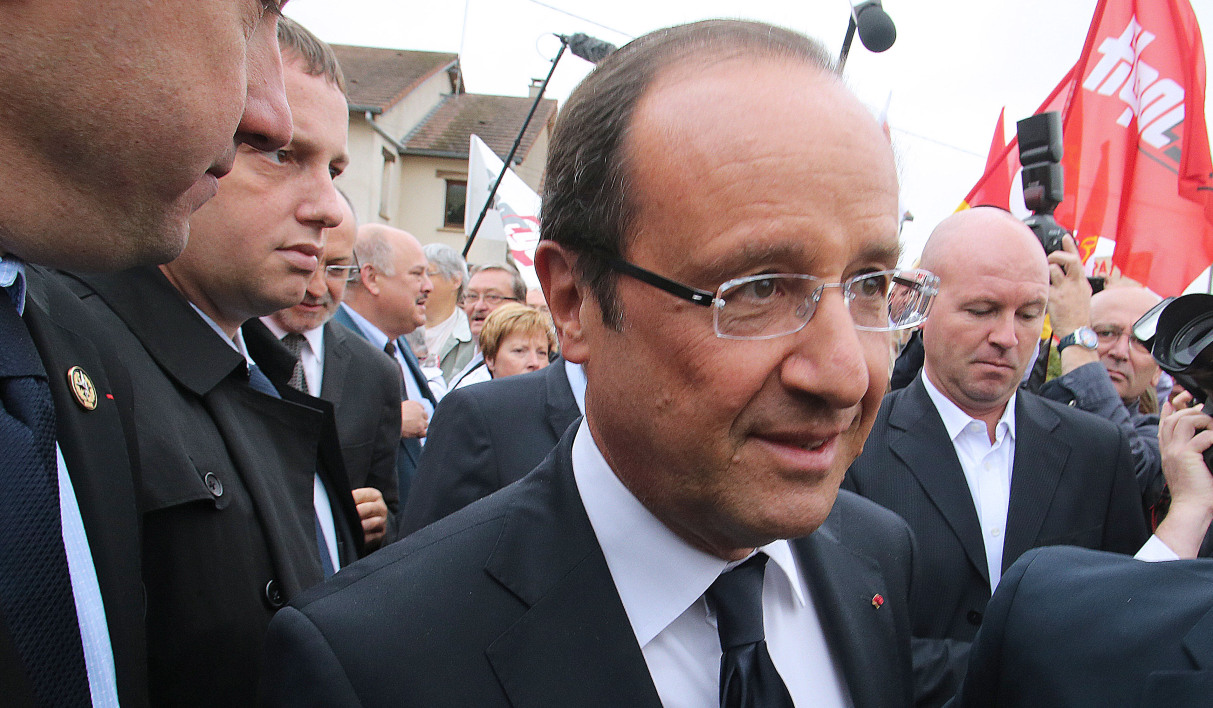 Imposition à 75% : François Hollande assure qu'il tiendra son engagement