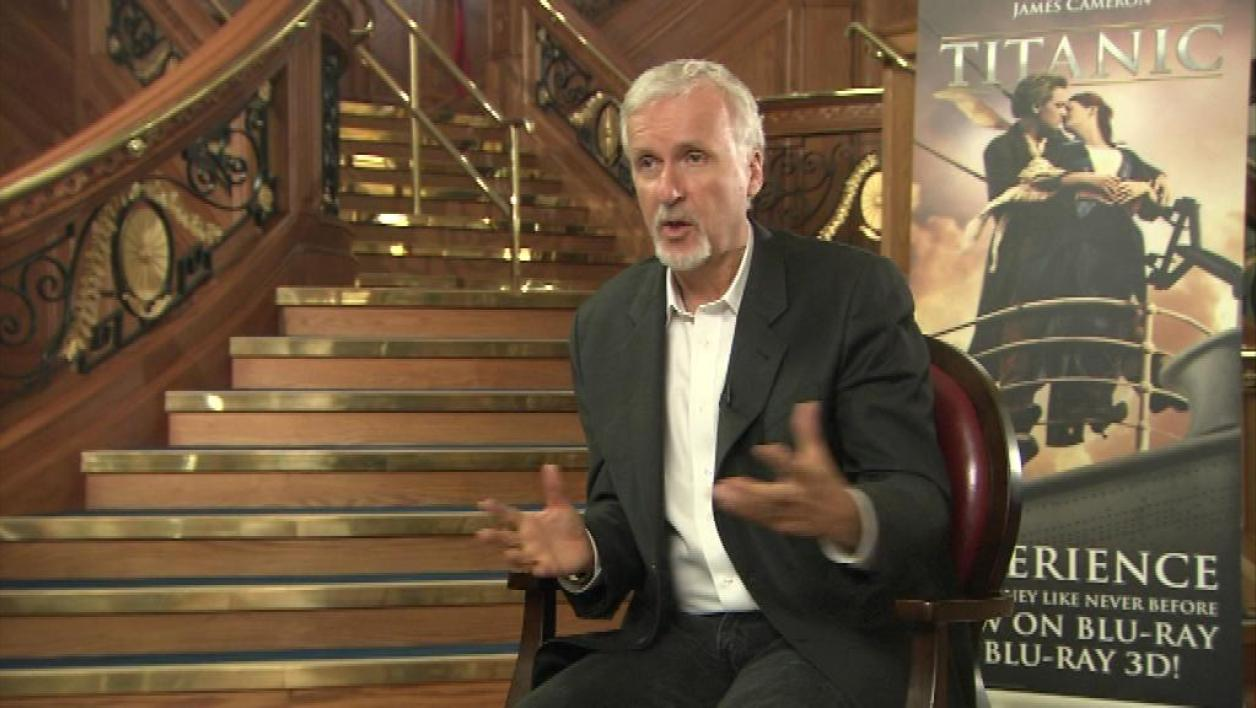 James Cameron : retour aux origines du Titanic