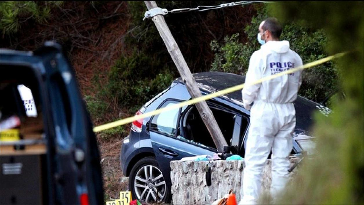 Triple assassinat en Corse dans le milieu du grand banditisme