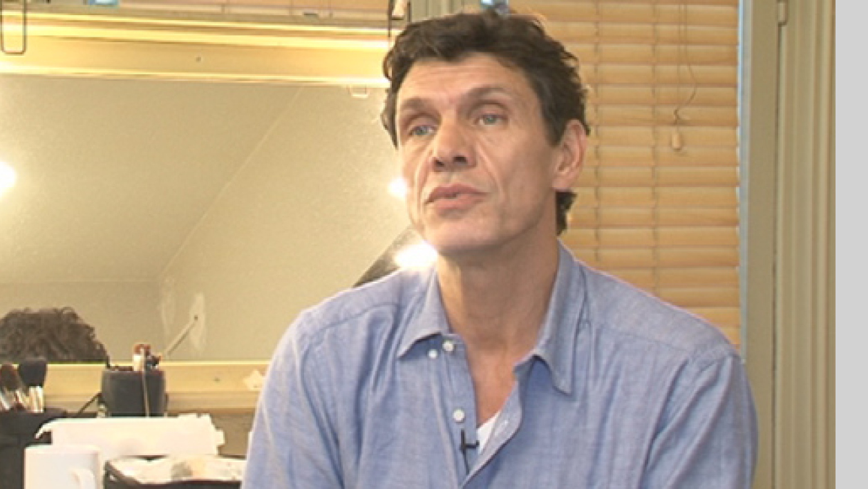 Marc Lavoine : Je descends du singe, son 11ème album