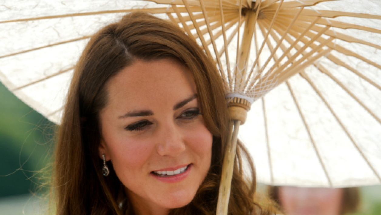 La princesse Kate Middleton
