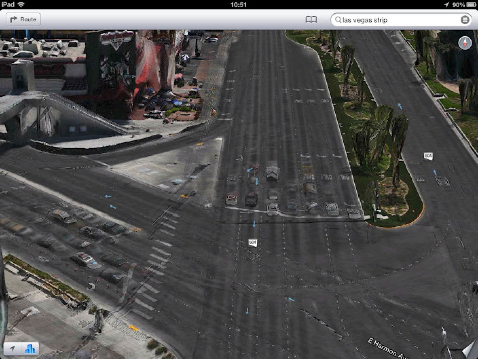 Apple Maps : le raté qui ternit la sortie de l'iPhone 5