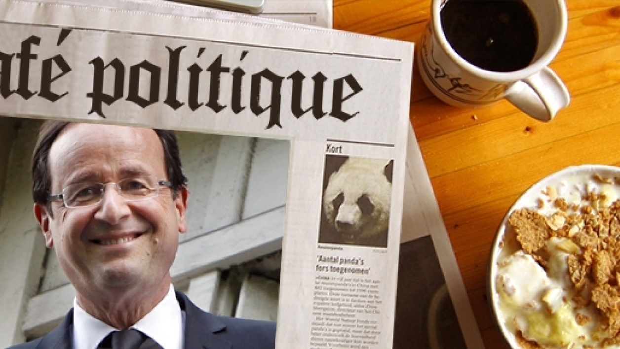 CAFÉ POLITIQUE. Hollande : son week-end à 900.000 euros, son dîner à 116.000