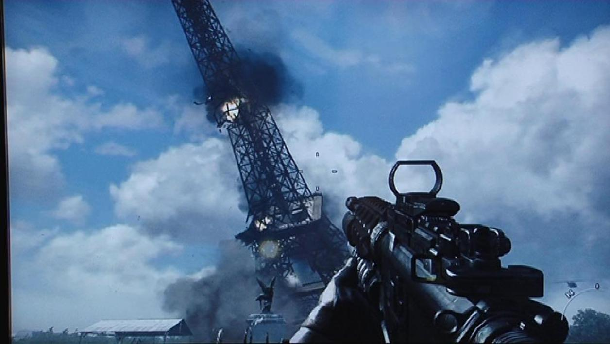 Call of duty, le jeu de guerre qui bat des records