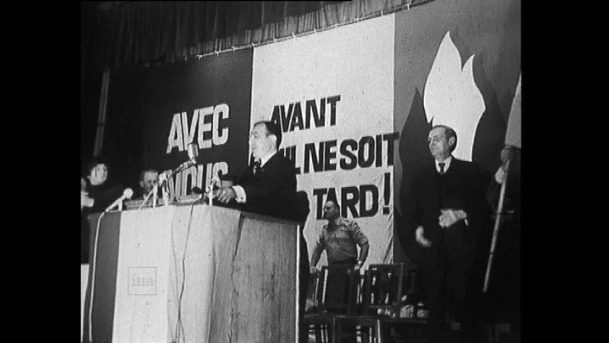 40 ans de Front national