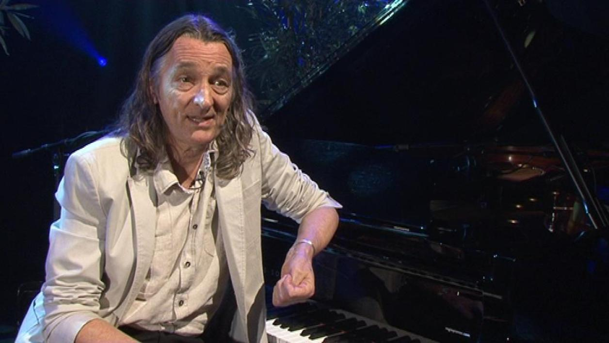 Le chanteur de Supertramp, à l'Olympia
