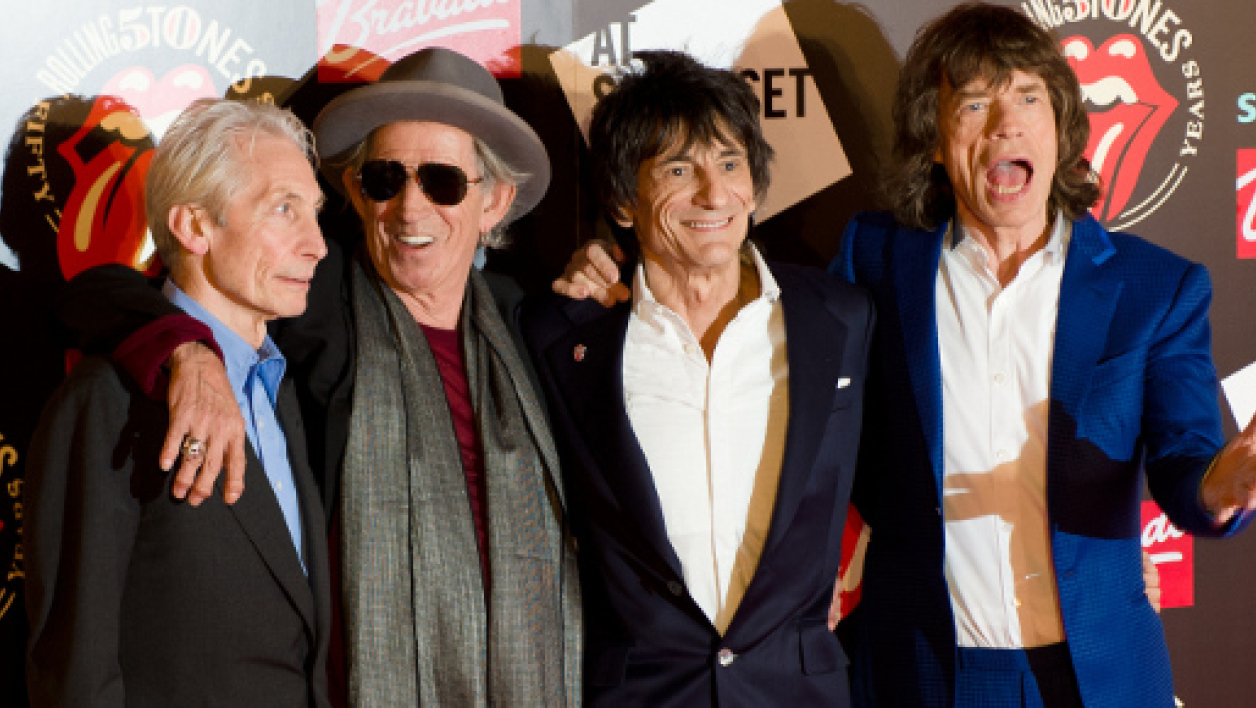 The Rolling Stones, Londres le 12 juillet 2012