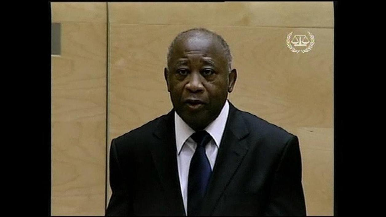 Laurent Gbagbo affronte les juges de Cour Pénale internationale