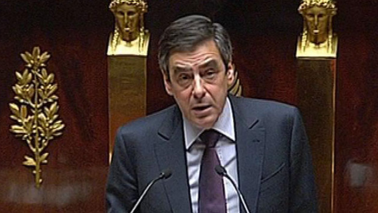 François Fillon défend l'accord franco-allemand