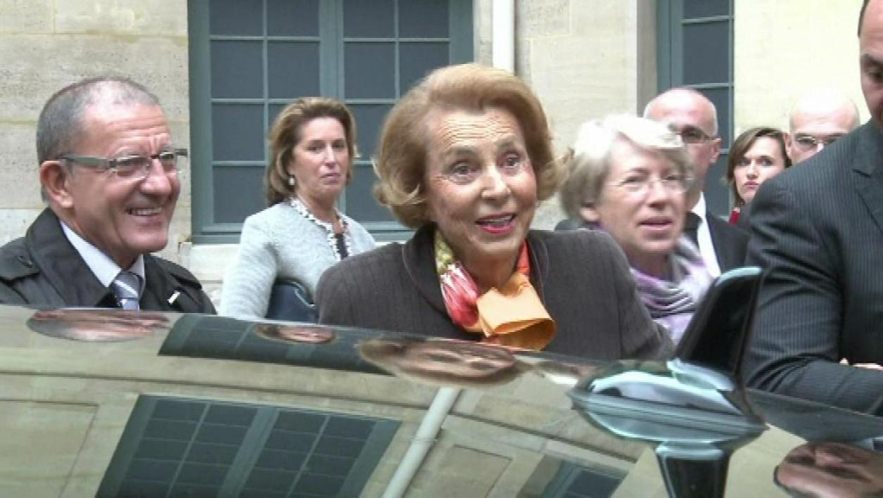 Liliane Bettencourt attribue ses assurances-vie à l'Institut Pasteur