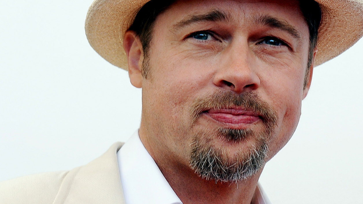 Brad Pitt favorable à la dépénalisation du cannabis
