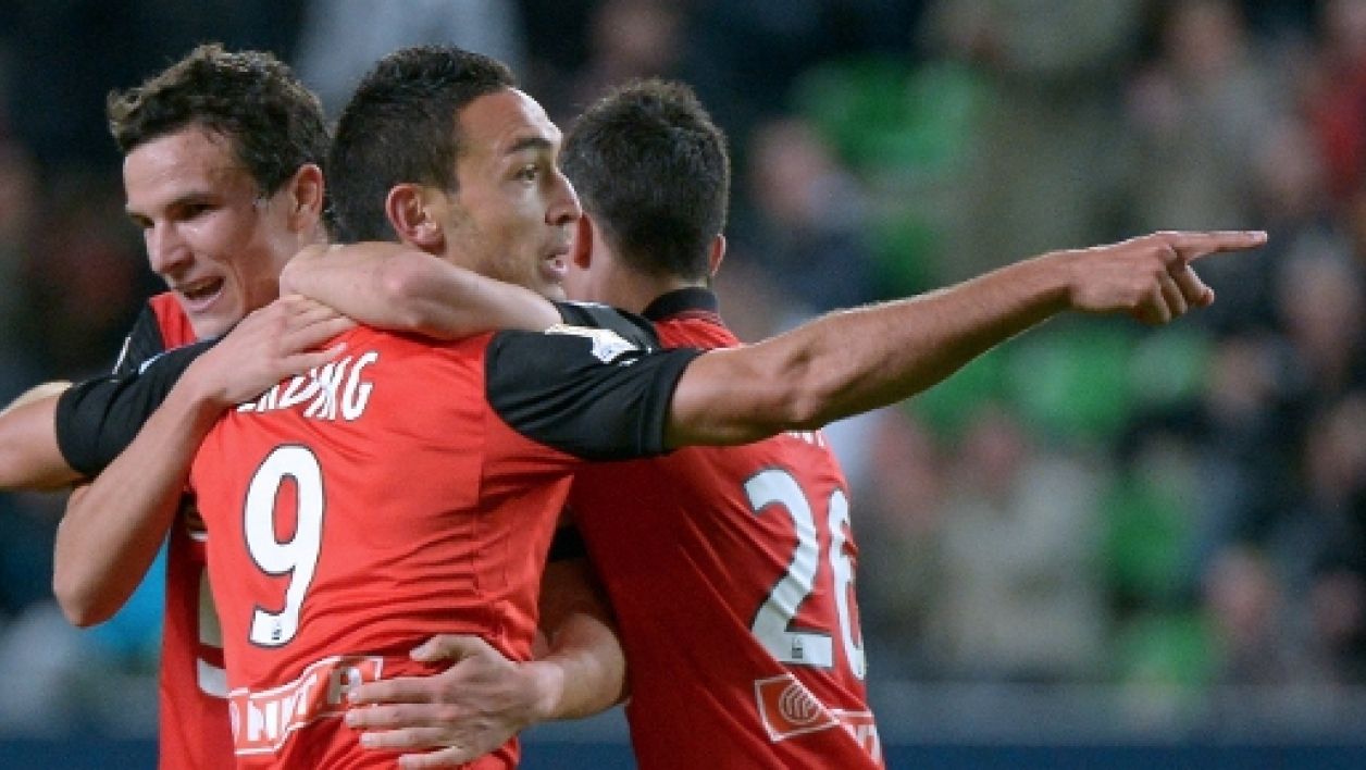 Ligue 1 : Rennes bat Nancy