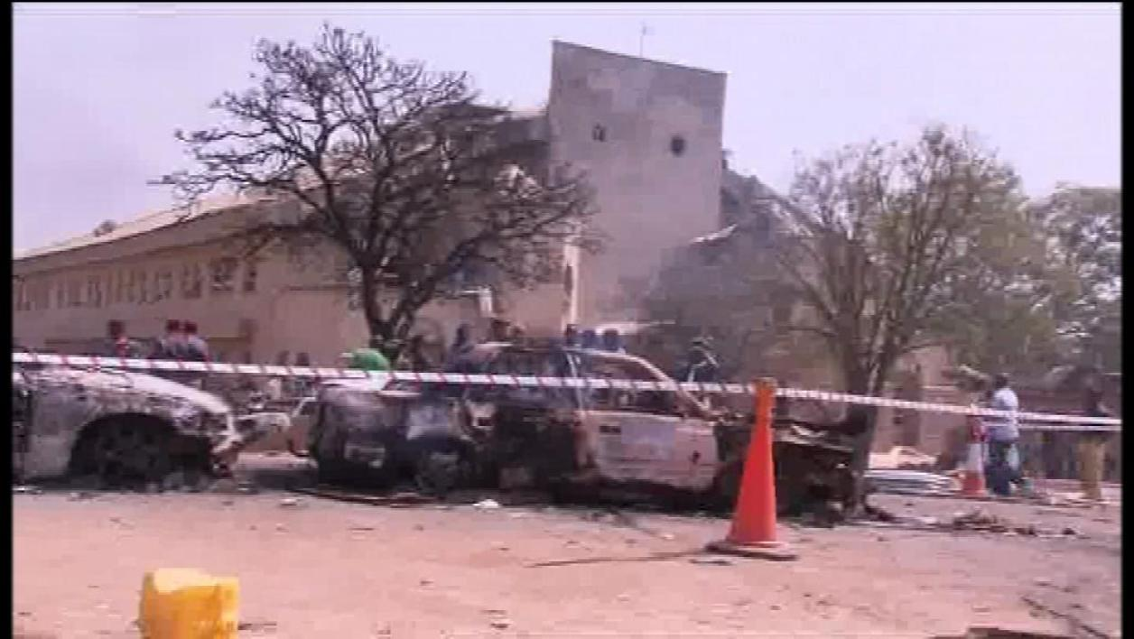 Attentats au Nigeria : 40 morts, revendication d'une secte islamiste