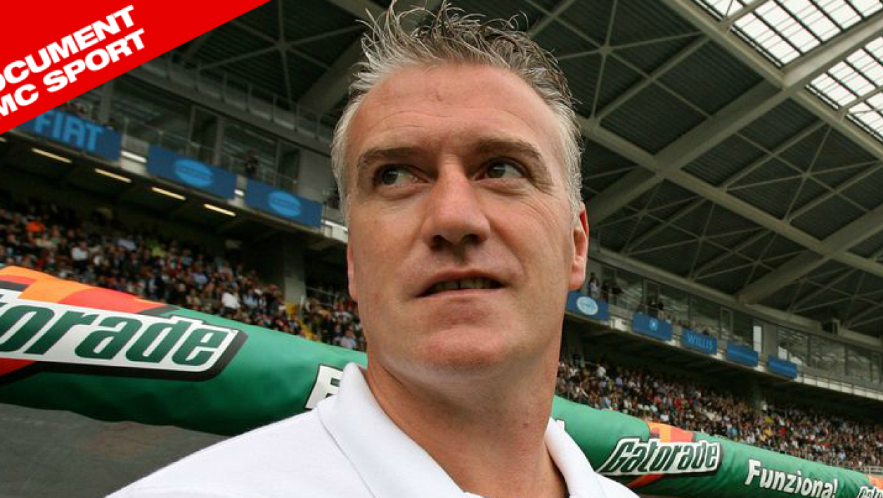Italie-France : Didier Deschamps, l'Italien
