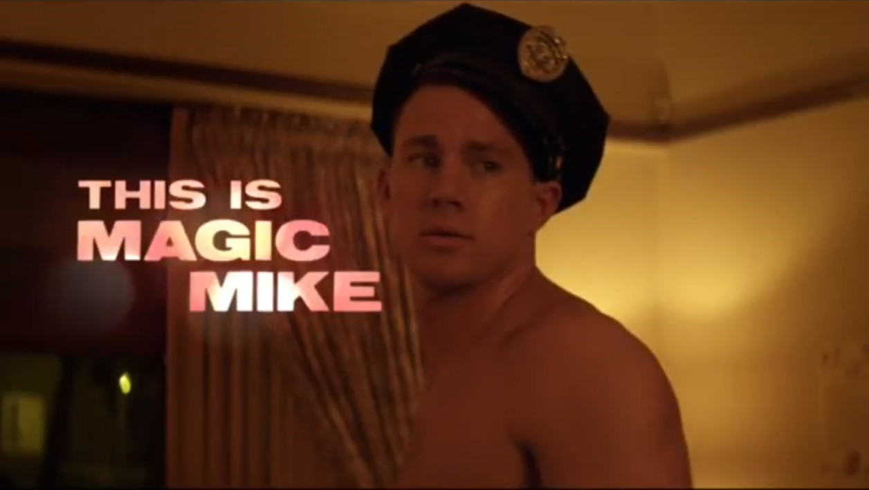 "Channing ""Magic Mike"" Tatum élu homme vivant le plus sexy"