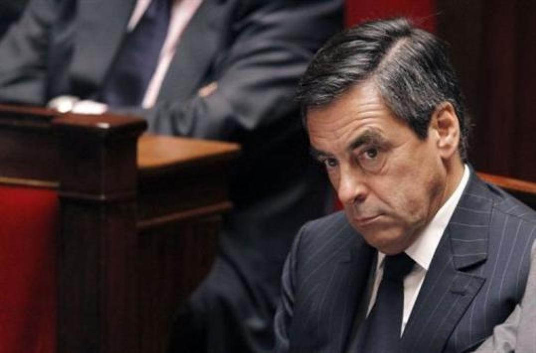 François Fillon, à l'Assemblée nationale