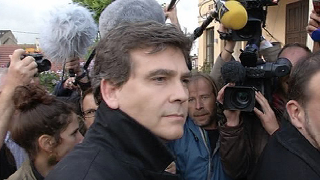 "Arnaud  Montebourg : ""la question de la nationalisation reste sur la table"""
