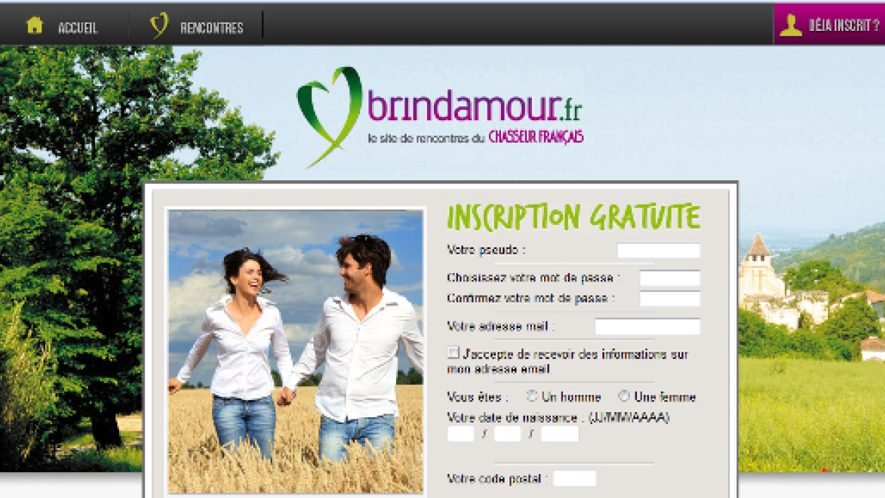 site de racontre