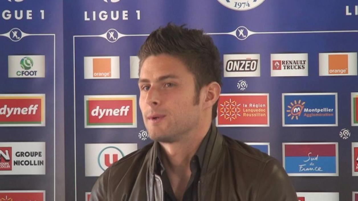 Football : Olivier Giroud retrouve Tours en Coupe de France
