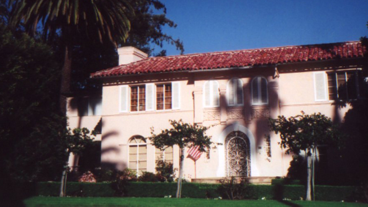 Villa dans le quartier de Bel-Air à Los Angeles