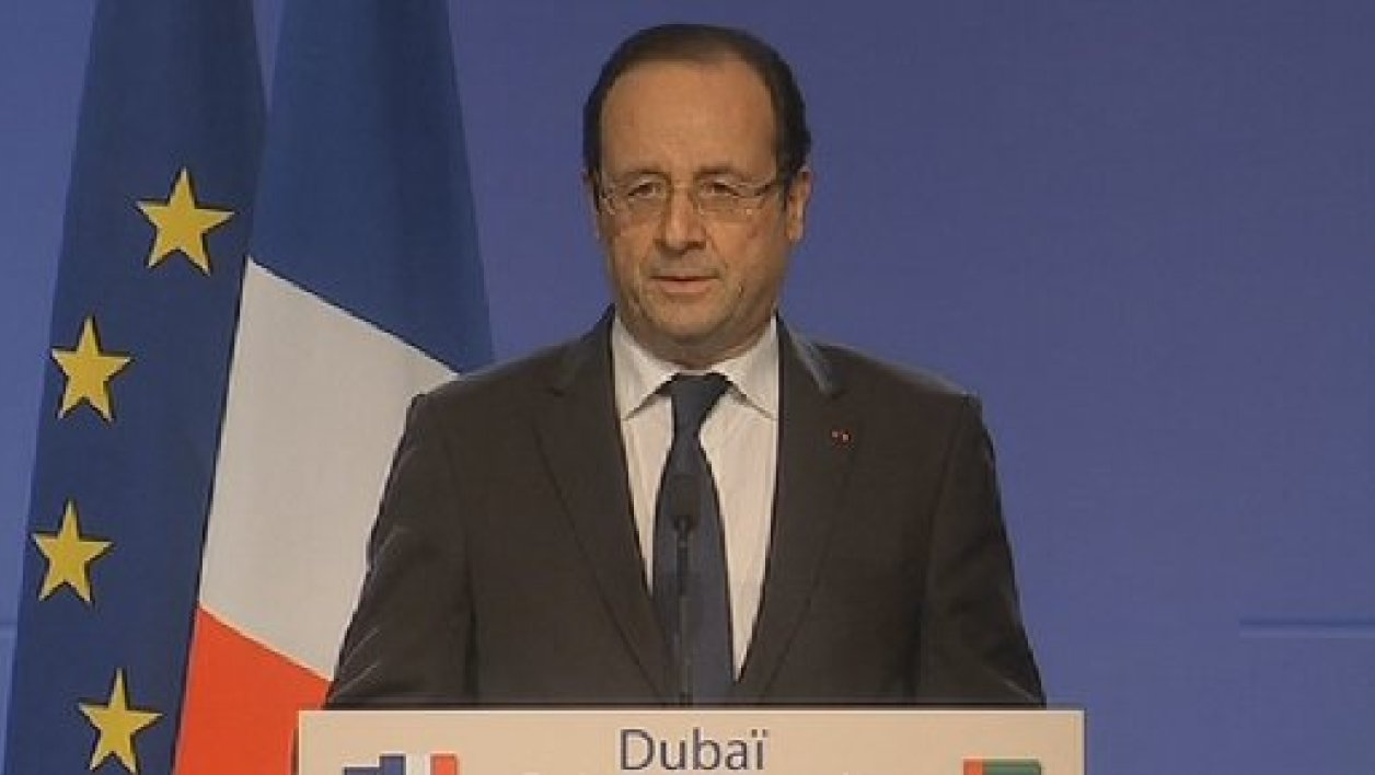 "Hollande : ""La France n'a pas vocation à rester au Mali"""