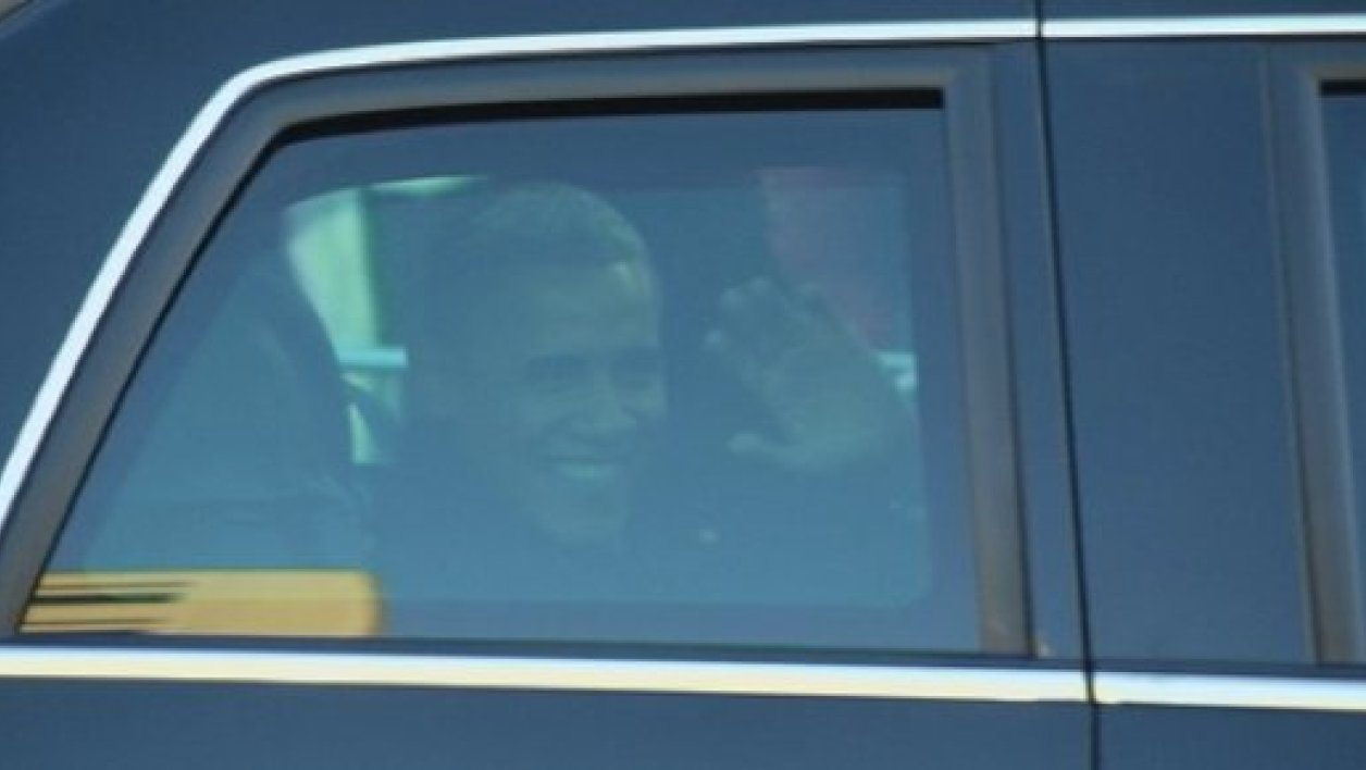 Obama superstar dans les rues de Washington