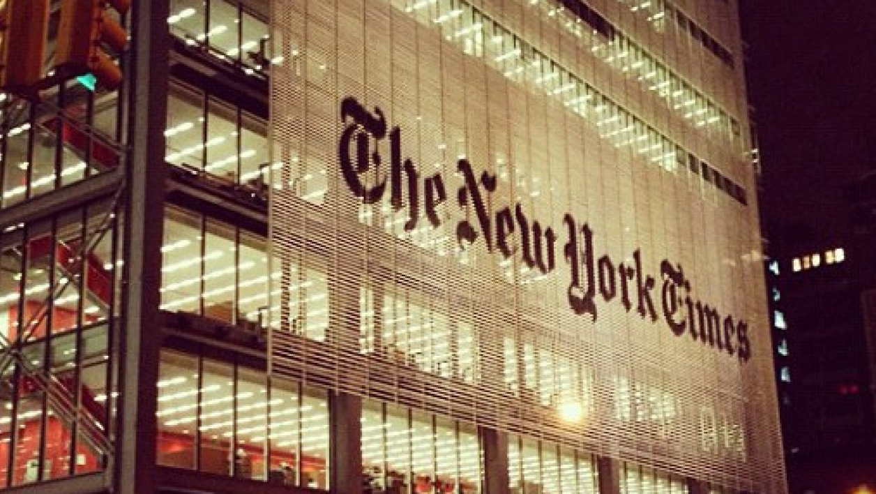 """Des hackers chinois attaquent le """"New York Times"""""""