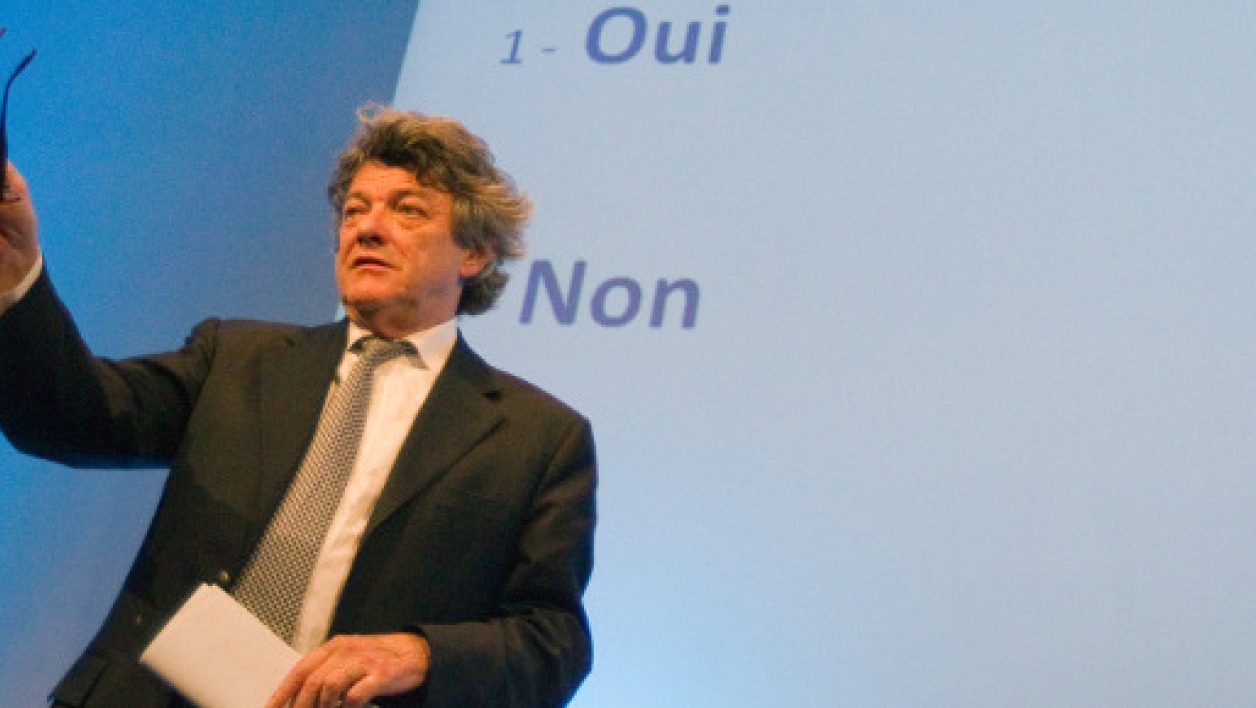 "L'ancien ministre de l'Ecologie, Jean-Louis Borloo, a dit ""non"" à Paris jeudi (photo d'illustration)."