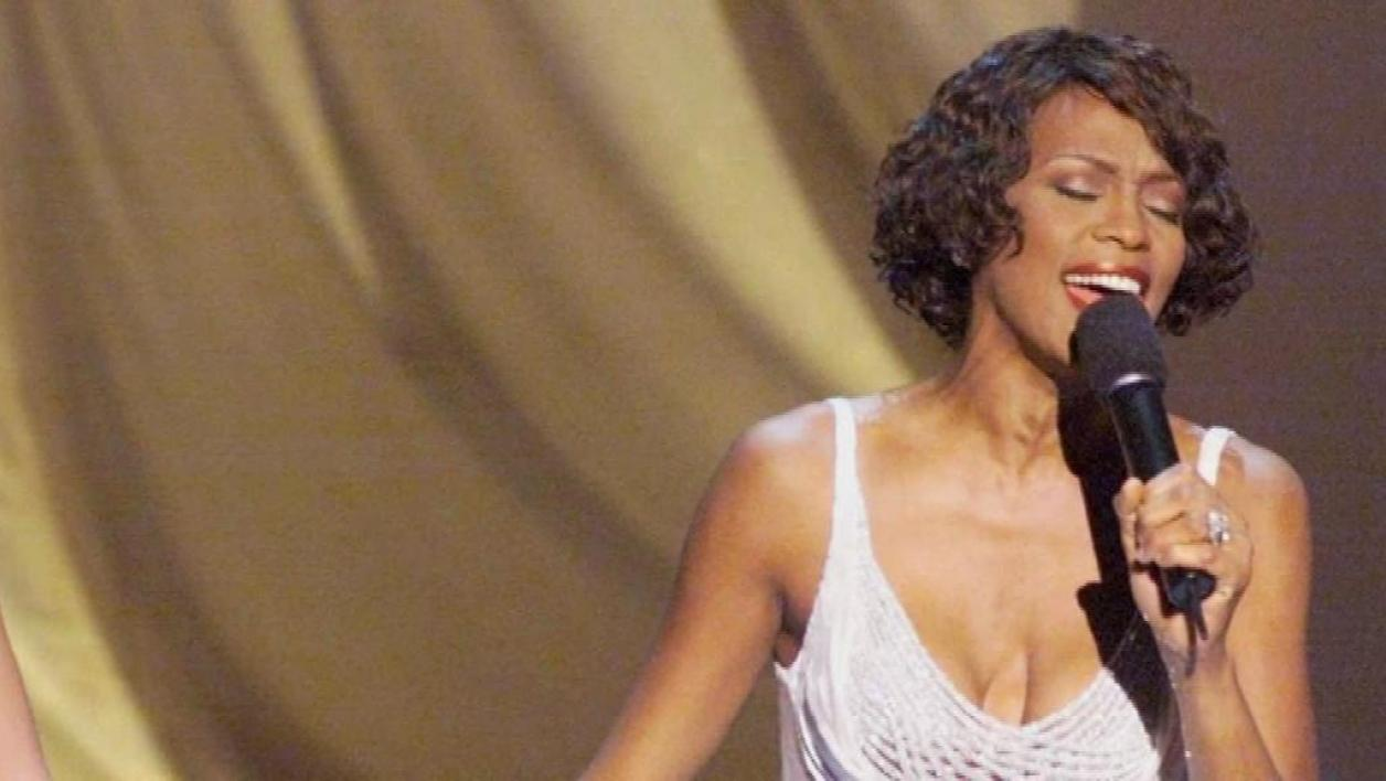 La carrière de Whitney Houston en images