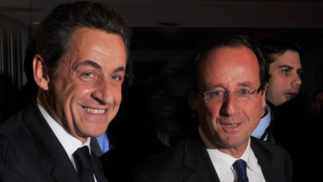 Hollande contre Sarkozy : le match commence fort