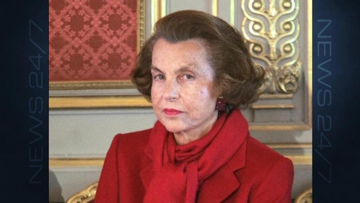 Liliane Bettencourt porte plainte