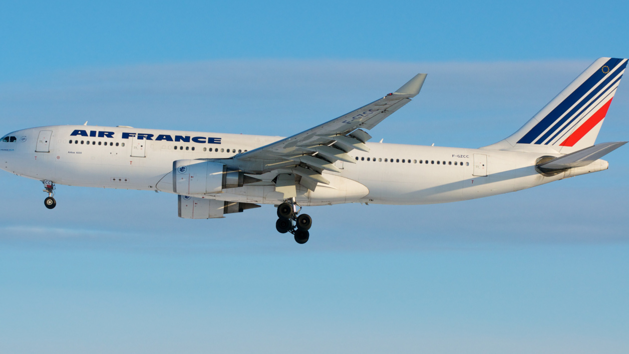 Bombay: un avion d'Air France forcé à atterrir en urgence