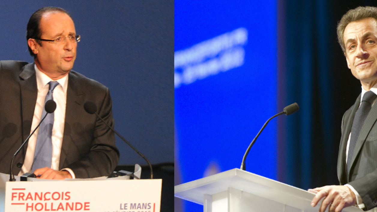 Sarkozy-Hollande : duel par meetings interposés