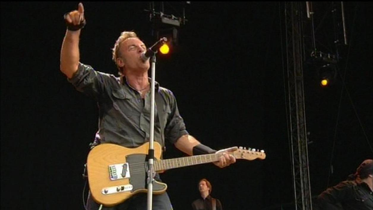 Quand Londres appelle Bruce Springsteen