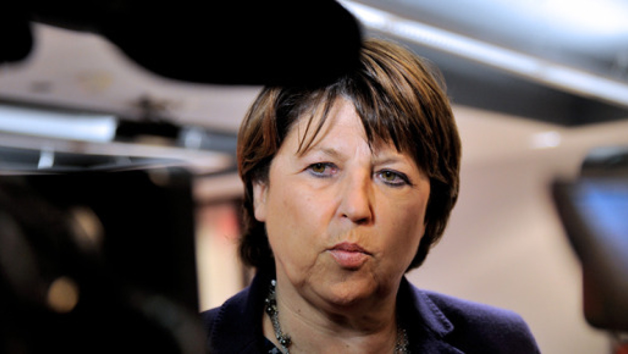 Martine Aubry tient à son mandat local.