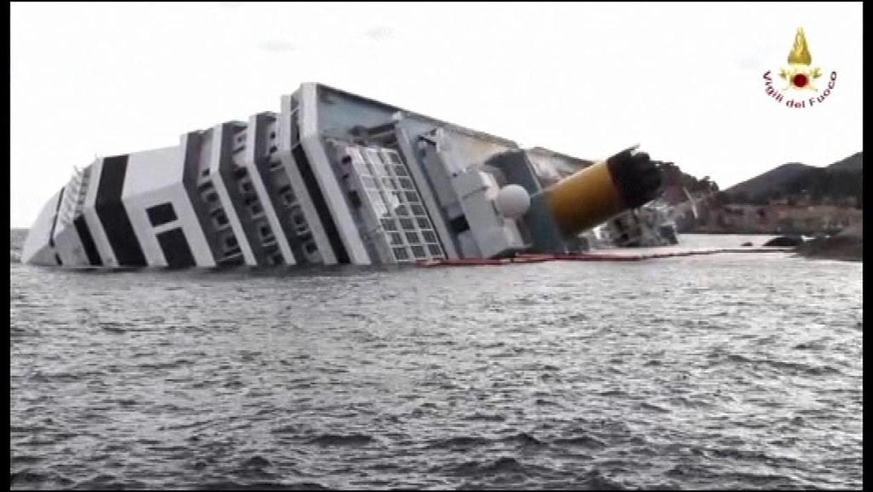Costa Concordia : drogue, alcool et prostitution