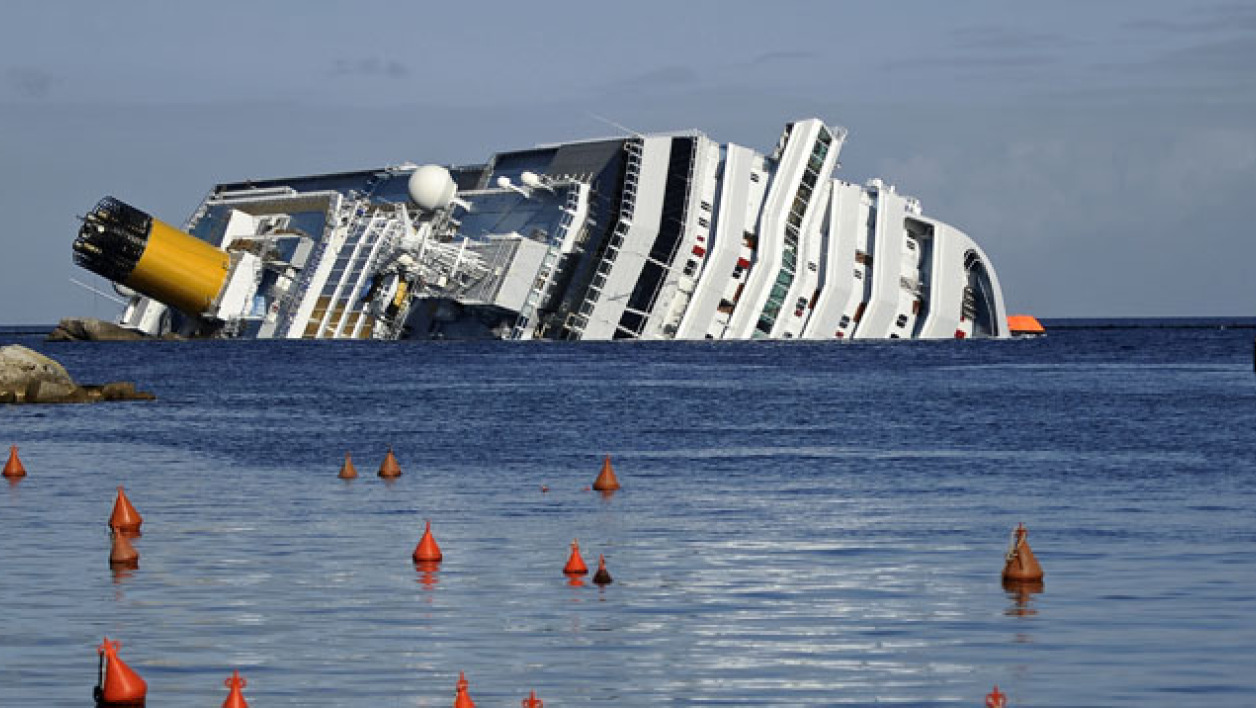 Naufrage du Costa Concordia : une audience sous tension