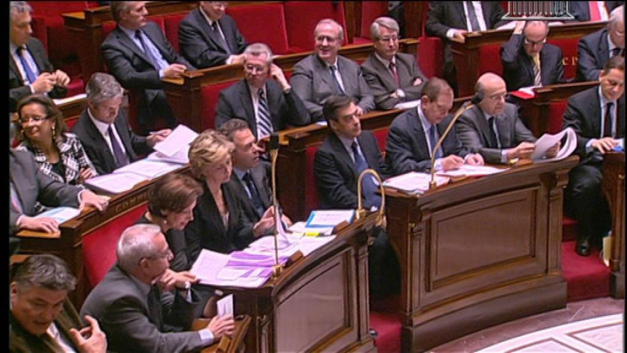 Assemblée nationale : ultime session de questions au gouvernement