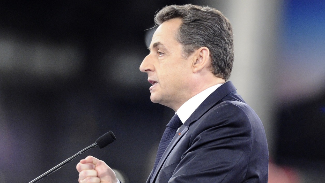 Meeting de Nicolas Sarkozy