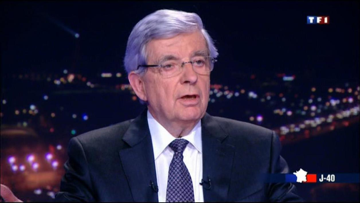 Jean-Pierre Chevènement officialise son soutien à François Hollande