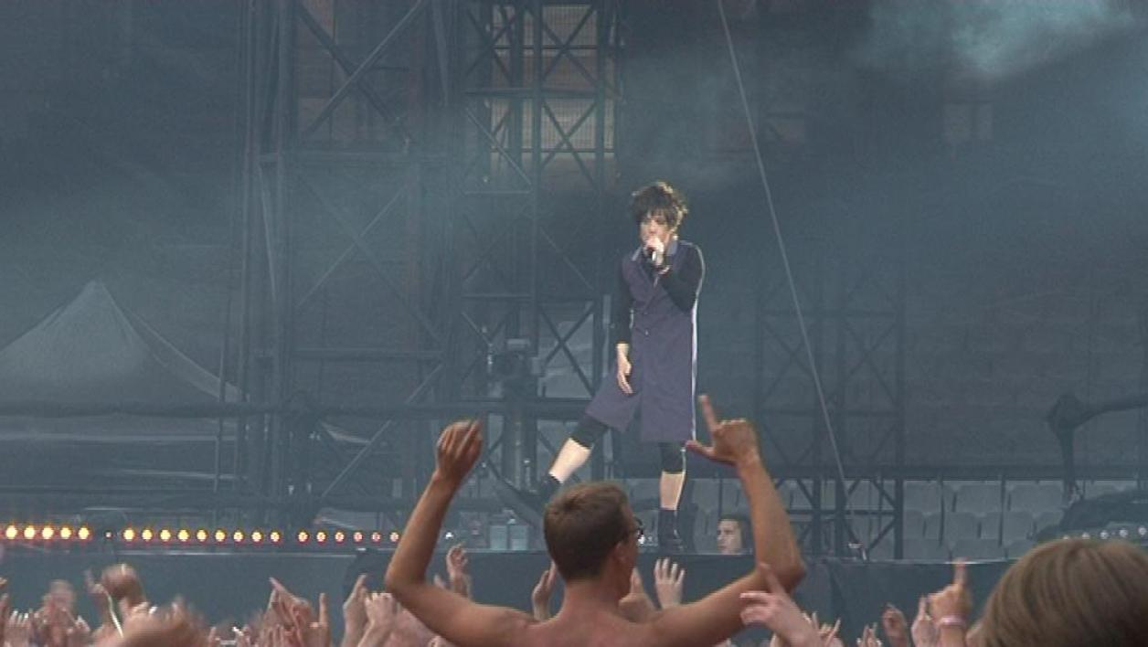 Indochine comble le Stade de France