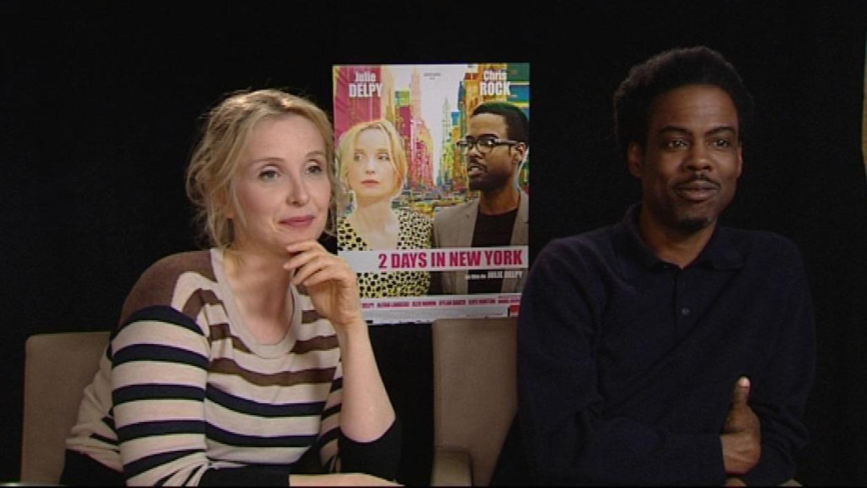 La saga continue pour Julie Delpy avec ''2 Days in New York''
