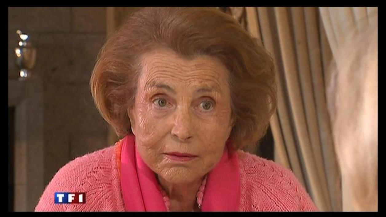 Liliane Bettencourt dit comprendre sa fille