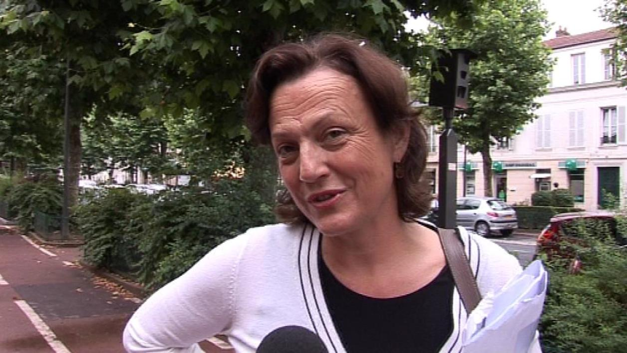 Florence Woerth défend son mari