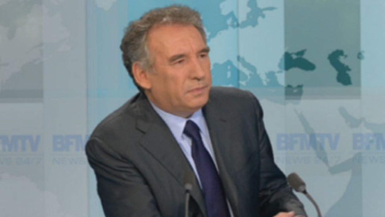 Affaire Tapie: Bayrou regrette la nomination de Lagarde au FMI